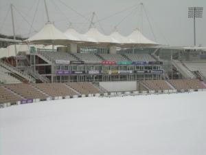 Snow A Bowl