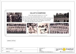 Gilliats Board