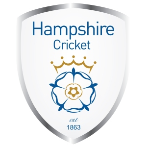 2014 Hampshire Cricket Logo