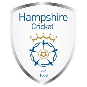 2014 Hampshire Cricket Logo
