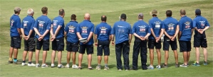 Groundstaff team photo