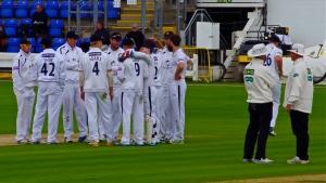 JT's wicket