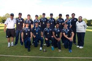 2015 - ECB U17 winners