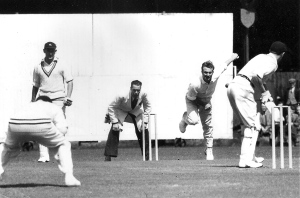 Cannings V bowls Portsmouth v Northants