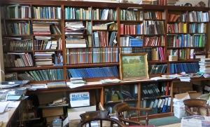 Trent Bridge library