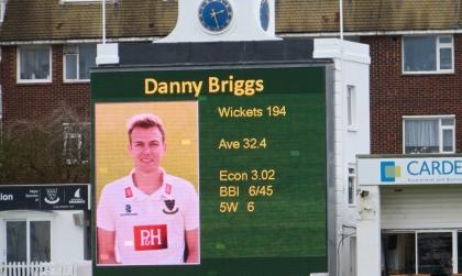 Briggs screen