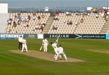 Stokes five sixes v Dawson