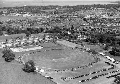 1956 WHITES SPORTS GROUND OPENS