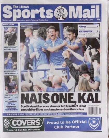 Sports Mail final