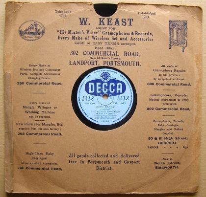 W Keast Records.jpg