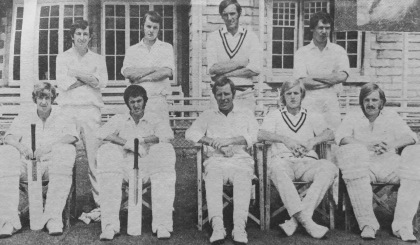 Hants 2nd XI 1972