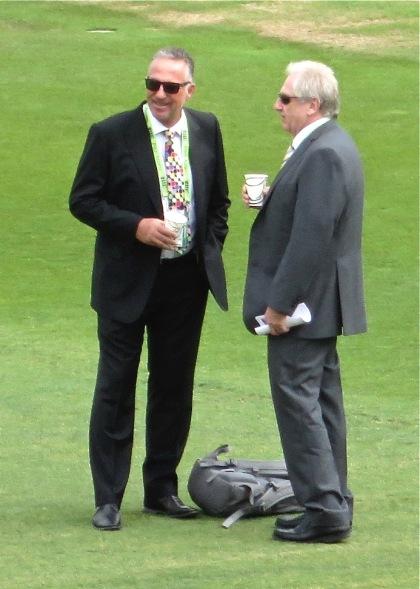 Rod B & Ian Botham