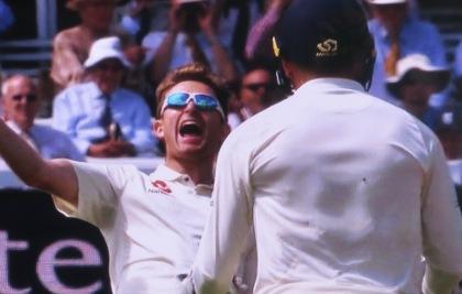 Dawson Test wicket
