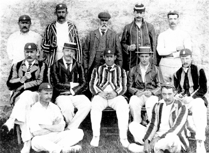1895* first Championship match
