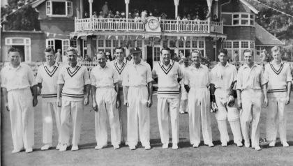 1953 v Northants