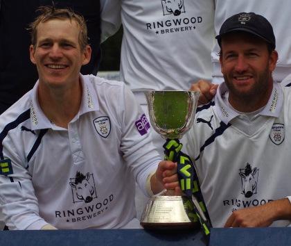 2014 Adams J & Ervine S Div 2 Trophy
