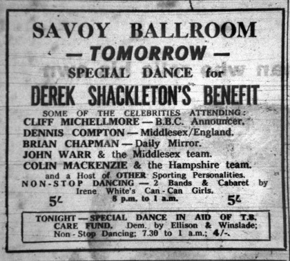 Savoy 'Shack' dance 2