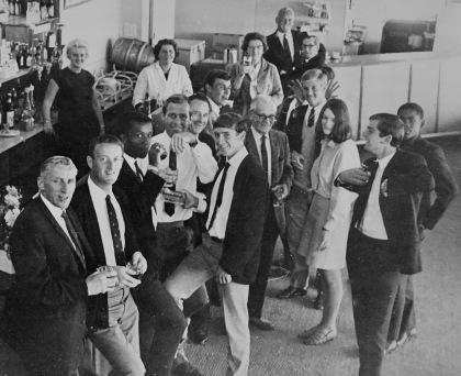 2nd XI N Rd Bar 8.1967 v Warwicks