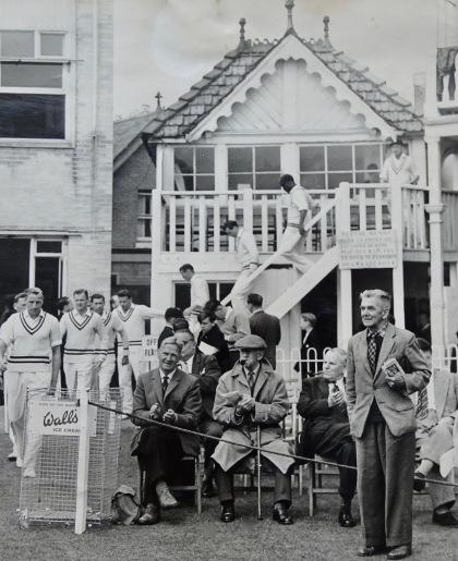 HCCC Spectators ?1961