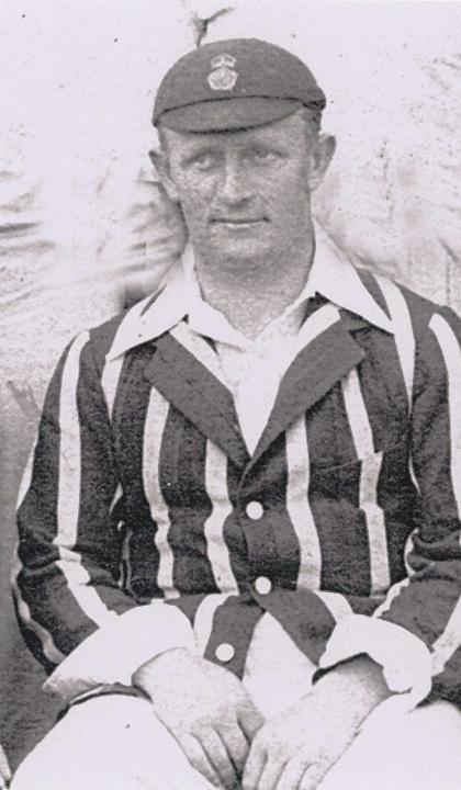 Harrison CG 1914-1920